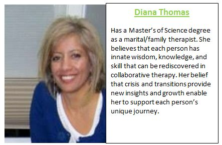 Diana's description