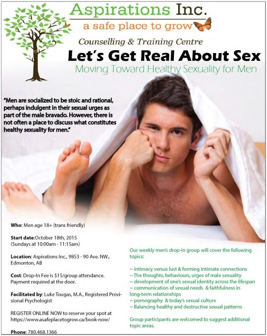 Mens Healthy Sexuality