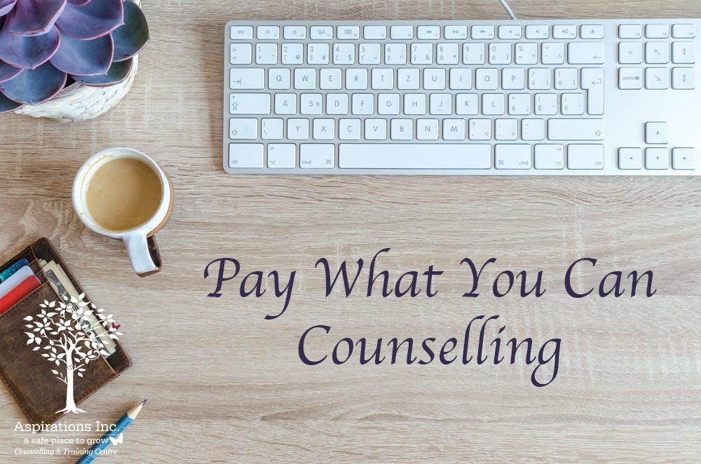 PWYC Counselling