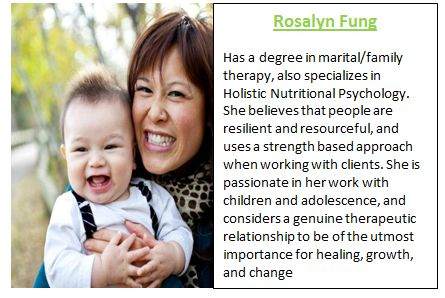 Rosalyn description
