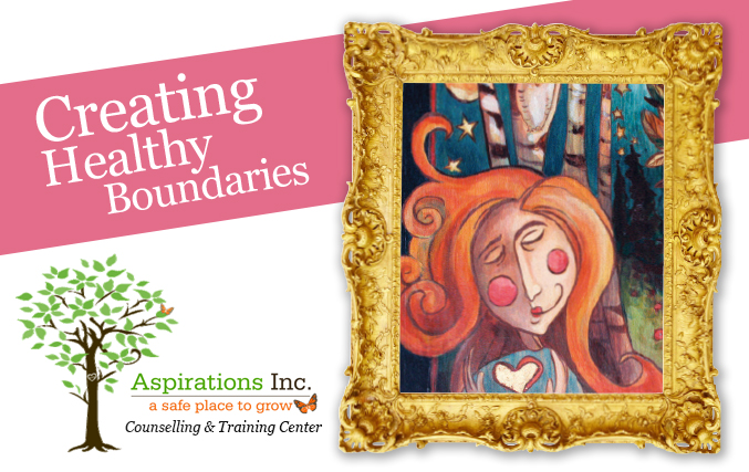 creating healthy boundaries women group