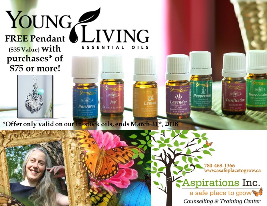Young Living Free Pendant 1