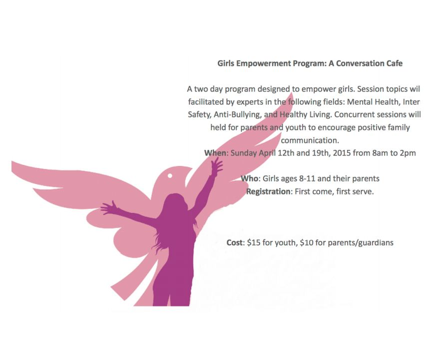 Girl Empowerment Program for the Ismaili Community